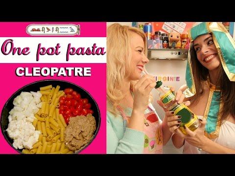 ONE POT PASTA Cléopâtre ♡ Virginie fait sa cuisine [31]
