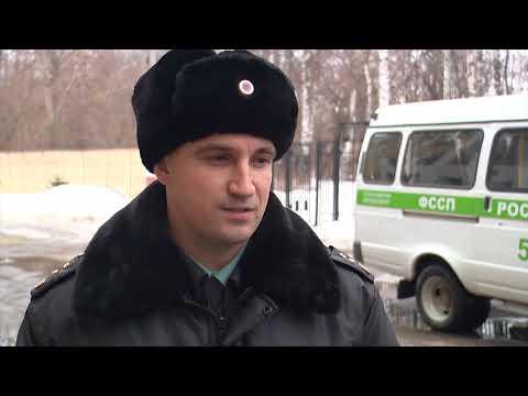 Судебные приставы УФССП России по Нижегородской области депортируют нелегалов