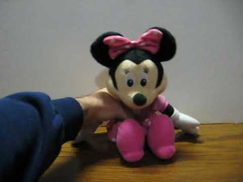 Sale Item Demo - Hot Dog Song Singing Minnie Mouse - Mickey Mouse Club House