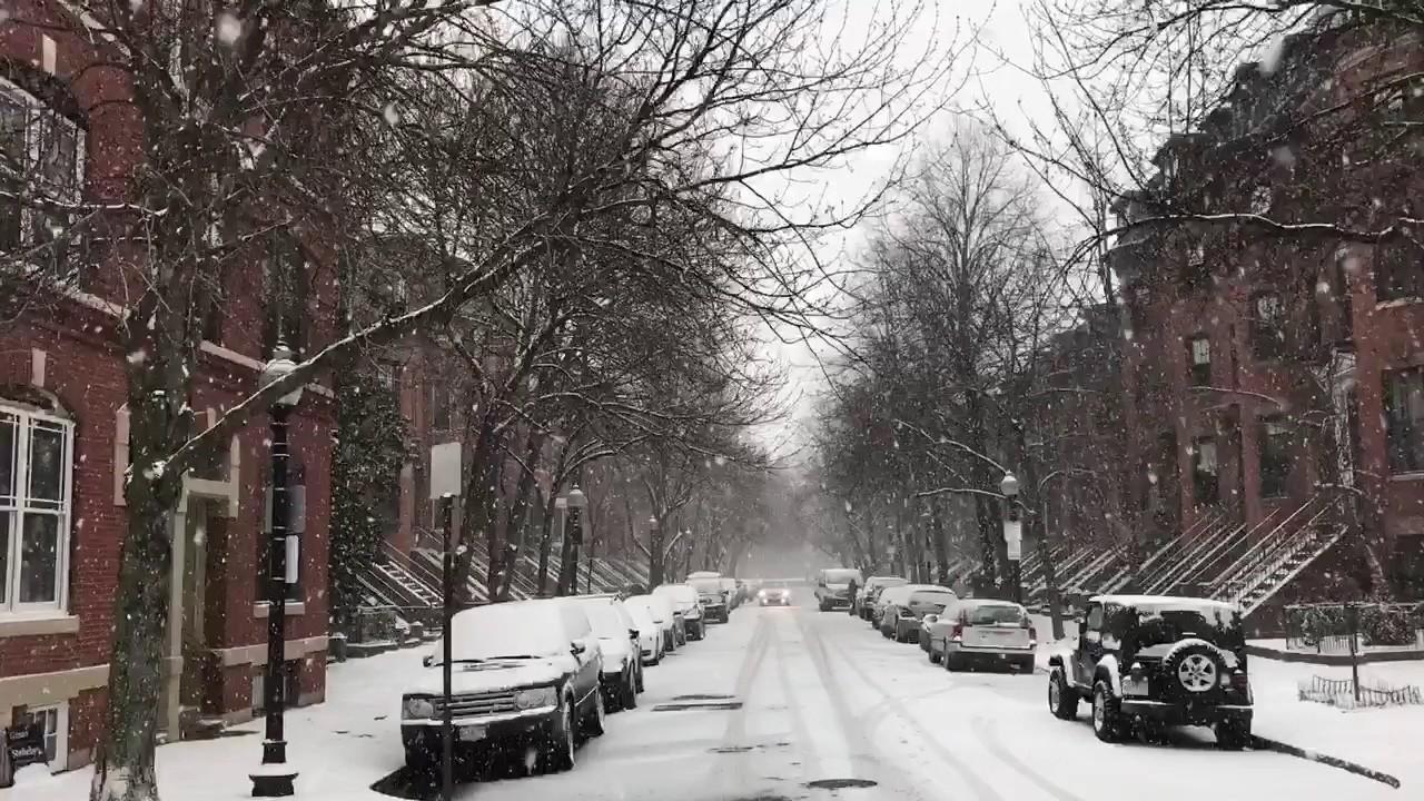 Image result for Winter in Boston 2017