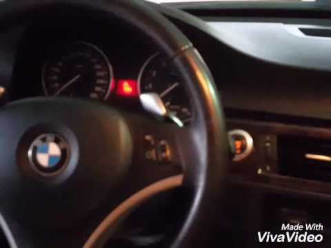 Reset ELV counter BMW E90 red steering wheel