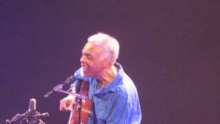 "Concert Gilberto Gil - ""Saudade da Bahia"" - Theatre Sebastopol, Lille (11/10/2014)"