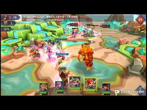 Etapa Elite 6-18 Lords Mobile