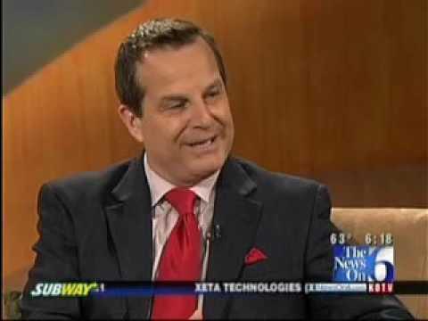 Jim Bridenstine on President Obama's Space Policy, KOTV Channel 6, Tulsa OK, April 16, 2010