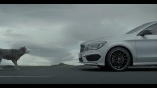 All-New 2014 CLA-Class Highlight Film -- CLA250 4-Door Coupe -- Mercedes-Benz