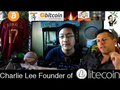 Charlie Lee Interview - Founder of Litecoin