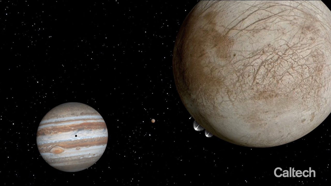 A New Theory for the Formation of Jupiter's Moons