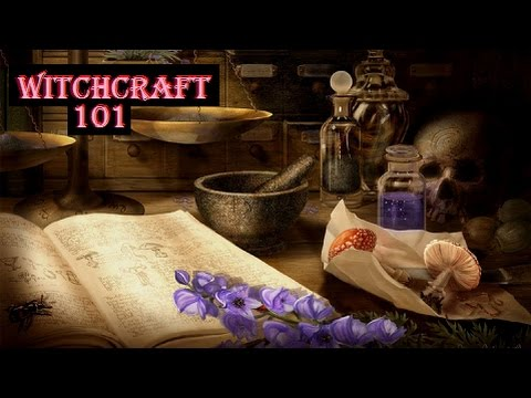 Different Types Of Witchcraft | Witchcraft 101