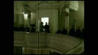 ERIK SATIE:  Messe des Pauvres (1895) - Doku mit Satie-Grafik