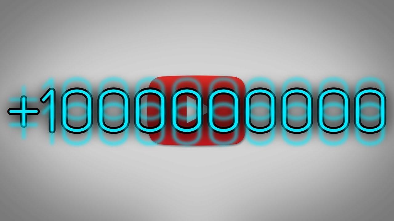 Раскрутка ютуб каналов 10000 просмотров 100 подписчиков
