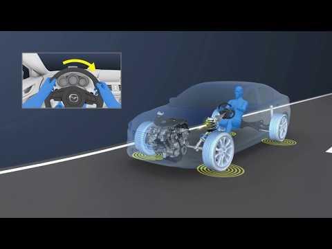 Mazda i-Activsense: G-Vectoring Control GVC