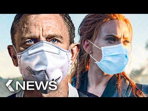 Coronavirus vs Hollywood: Filmverschiebungen, Produktionsstopps und mehr... KinoCheck News