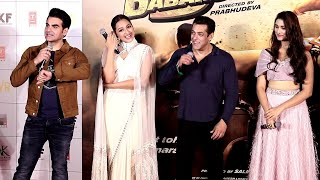 Salman Khan Funny And Hilarious Moments At Dabangg 3 Trailer Launch
