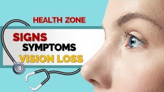 6 Early Warning Signs of Vision Loss | Signs of Low Vision