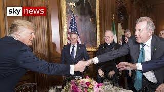 Trump ambassador row: Where is Sir Kim Darroch?