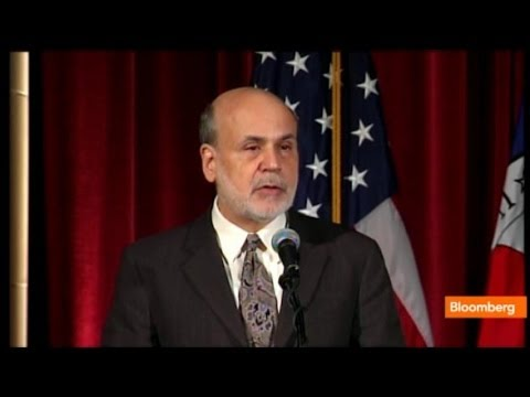 Bernanke: Asset Purchases Not on Preset Course
