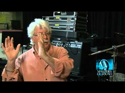 Ken Scott - How I decided to become a recording engineer
