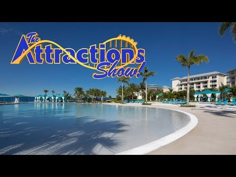 The Attractions Show - Margaritaville Resort Orlando; Epcot Festival of the Arts; latest news