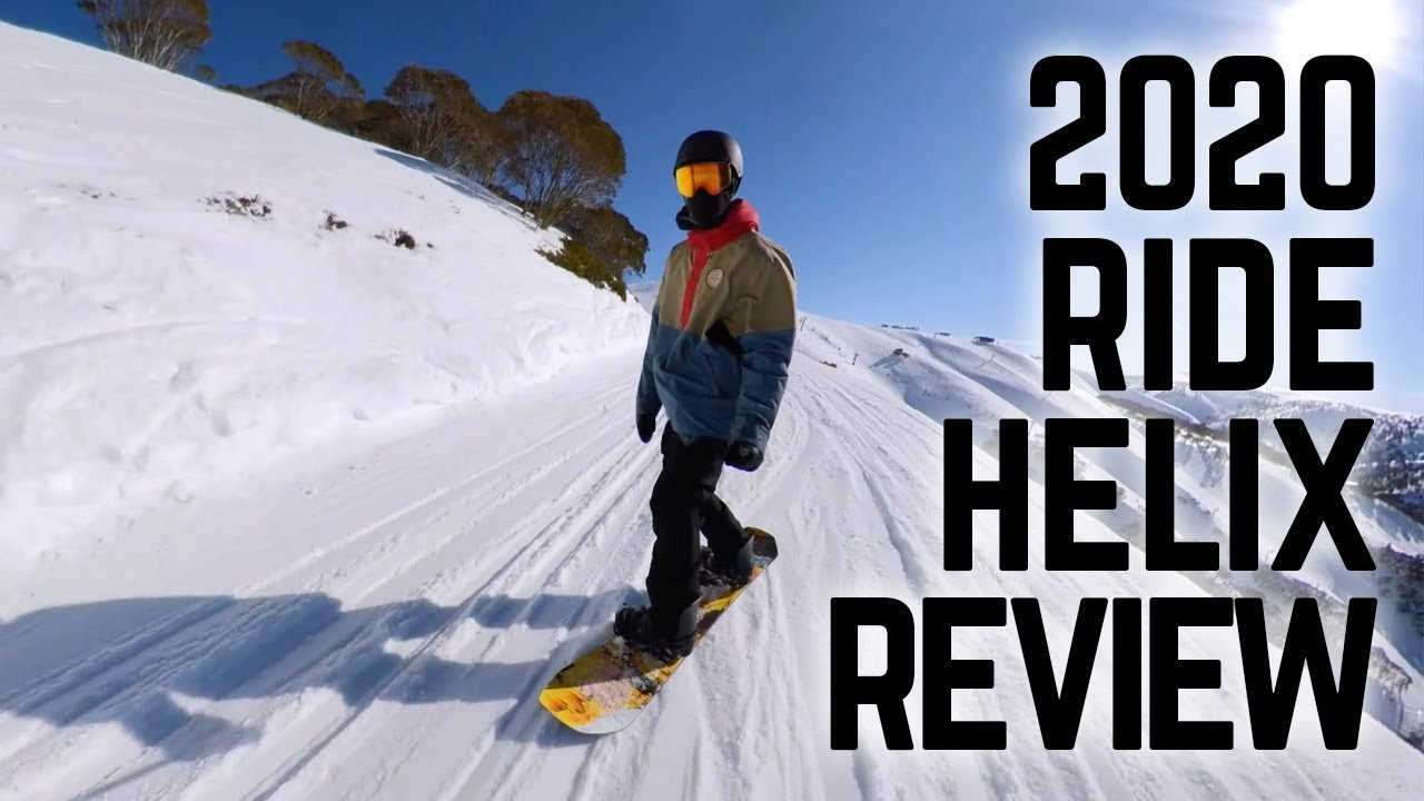 Download Ride Helix Snowboard Review