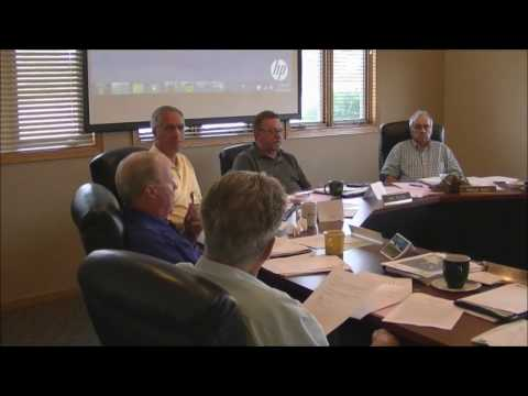 RLWD Rules and Regulations Hearing 8/13/2015