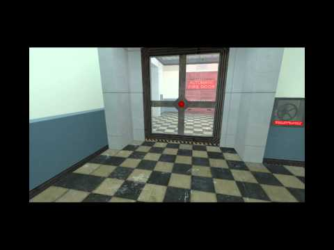 The Corporation - Map5 - Old Alarm System Test