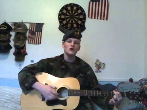 Song For The 173d Airbone Veterans