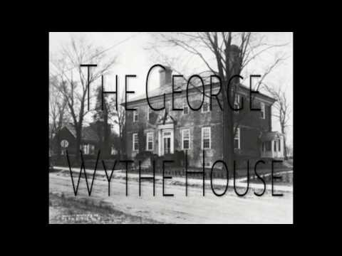 The George Wythe House: The Anger of Lady Anne Skipwith