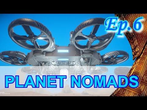 Planet Nomads - Ep6 - Cheater - Découverte du jeu