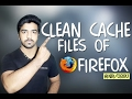 How to Clear Browser Cache - Firefox - |Hindi/Urdu|