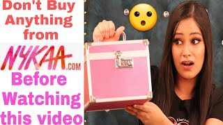 Most Brutal & Honest Review of Nykaa Full Face Makeup Products |Be Natural screenshot 4
