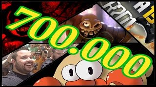 Funny Montage Speciale 700 000 Iscritti