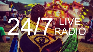 Tomorrowland 2017 - Ultra Music Festival  RADIO 24/7  - Electro House / TOP Musica Electronica EDM