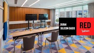 Hybrid Meetings | Radisson RED Dubai Silicon Oasis