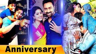 Prasanna & Sneha 8 years Togetherness | Sneha Prasanna, Vihaan, Adhiyantha | Anniversary - 12-05-2020 Tamil Cinema News