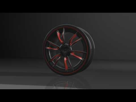 Creating Alloy wheel using Autodesk Fusion 360
