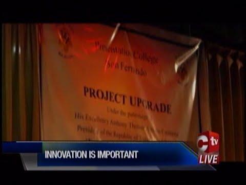 Project Upgrade At Presentation College - San Fernando