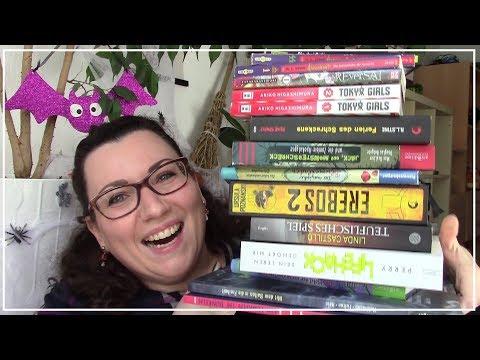 Mein Lesemonat September 2019    18 gelesene Bücher