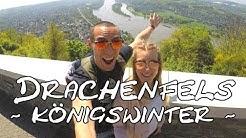 Drachenfels Königswinter | Ein Ausflug in's Siebengebirge | Mai 2017 | vlog