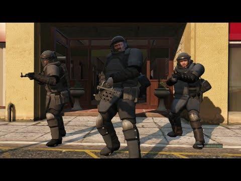 Grand Theft Auto V - The Paleto Score