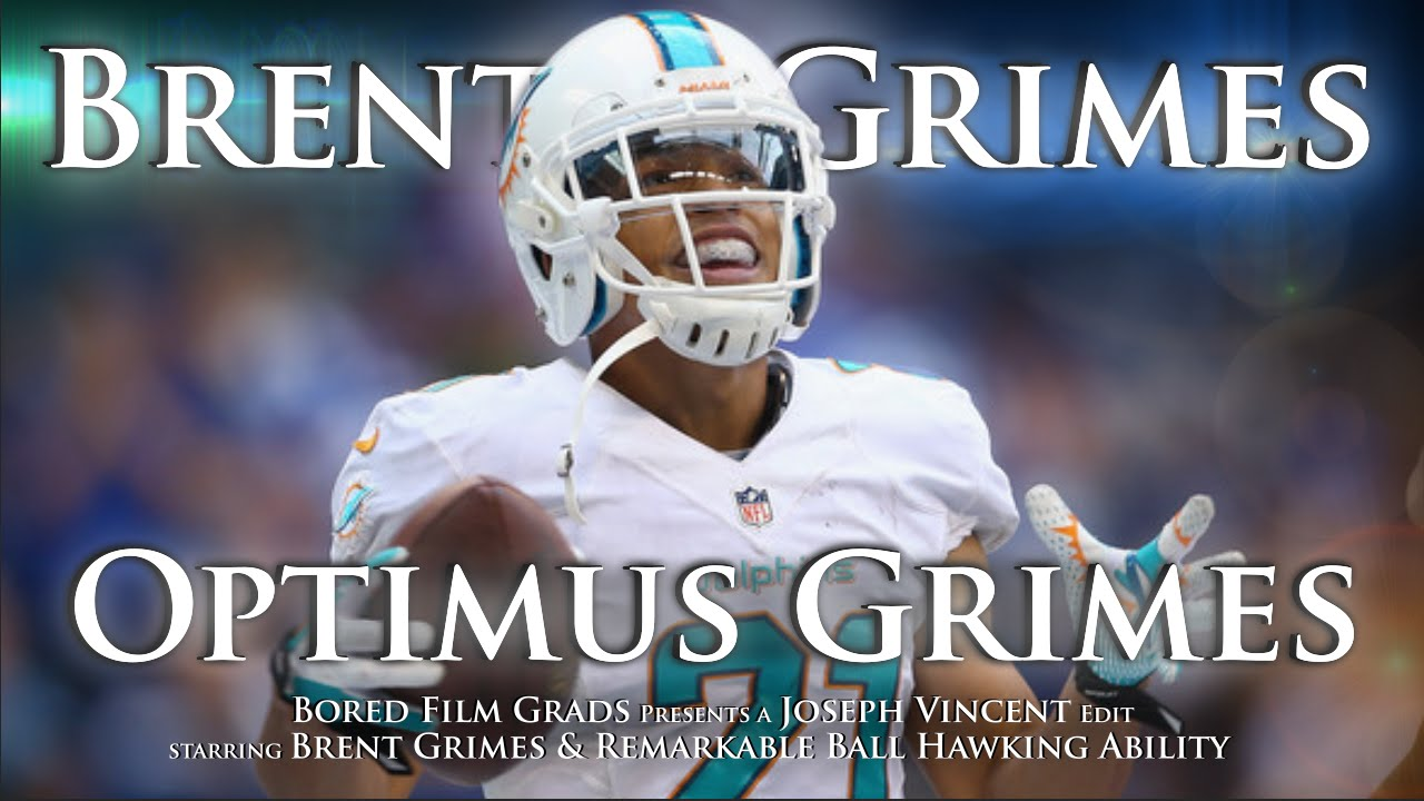 Brent Grimes Optimus Grimes