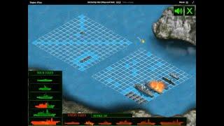 Прохождение Игры  Морской Бой Онлайн  Классический  Онлайн Игра  Подборка  Игры Онлайн  Walkthrough