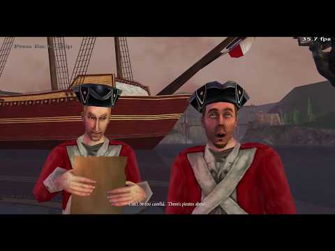 The Legend of Pirates Online: Liberation of the Black Pearl Released! [Update 1.5.0]