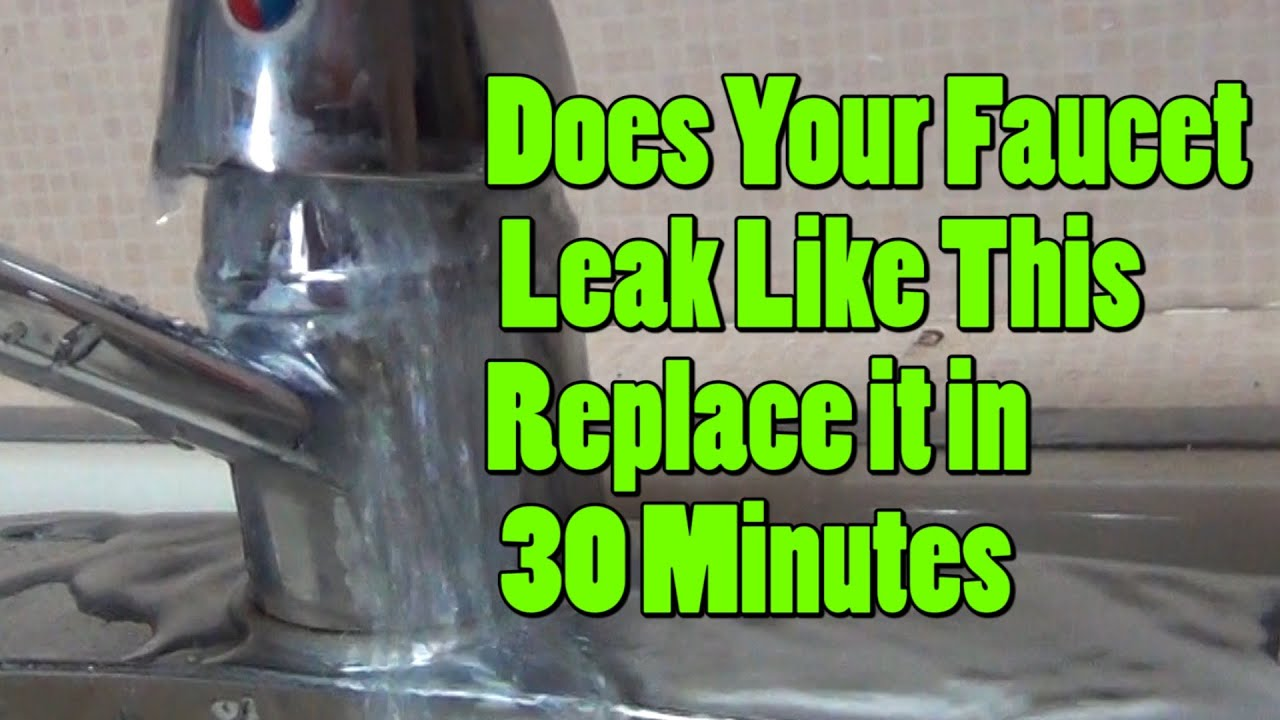 diy replace your kitchen faucet don u0027t call the plumber youtube