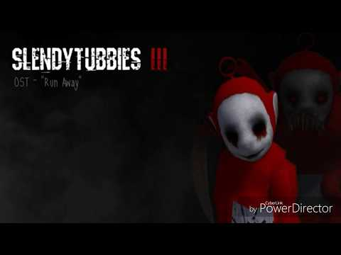 "Slendytubbies 3 Soundtrack: ""Run Away"" - Complete - Lyrics"