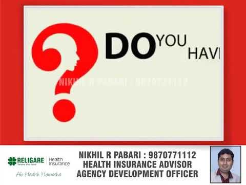 Aap ki Family k liye Health Insurance ya Mediclaim kya hota hai? Nikhil 9870771112 Health Planner