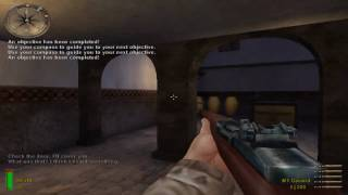 Medal of Honor Allied Assault - Gameplay (PC)