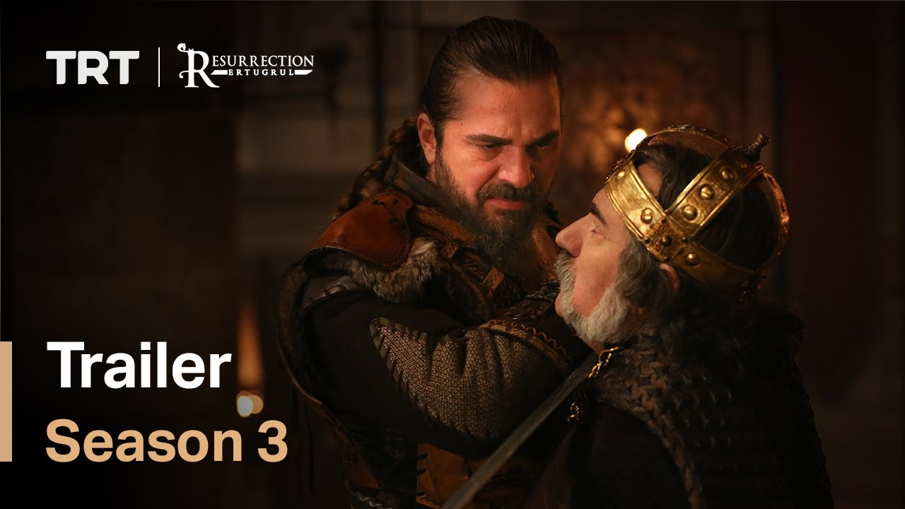 Resurrection Ertugrul Season 3 Trailer (English)