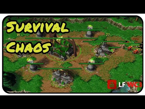 Survival Chaos | All Hail The Phoenix Tower