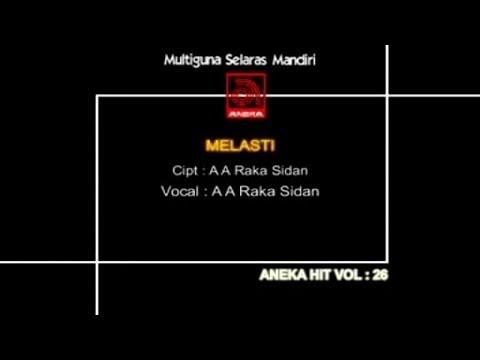 A. A. Raka Sidan - Melasti [OFFICIAL VIDEO]