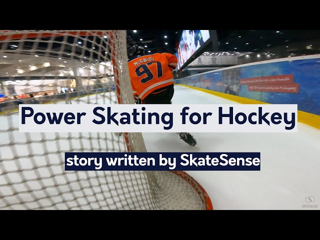 Power Skating   What a curious year....